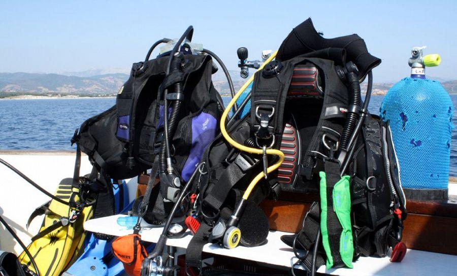 57enne bolognese muore durante immersione al largo di Marina di Cecina