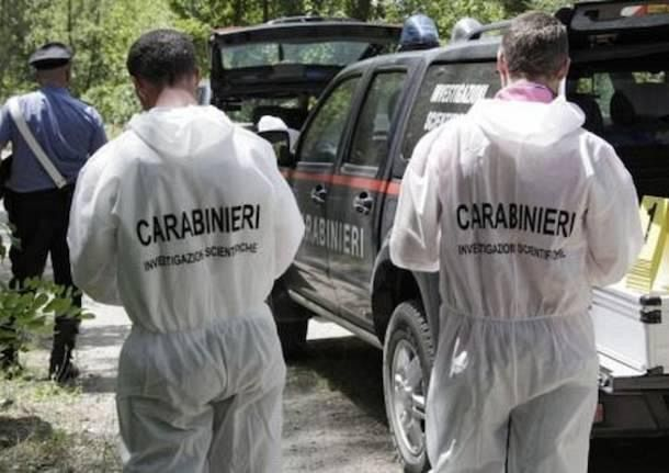 Lucca, ritrovato cadavere in una pineta a Viareggio