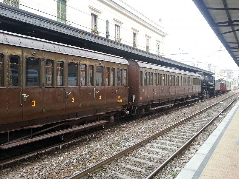 Dalla Piana All 39 Appennino Sul Treno D 39 Epoca Attualit