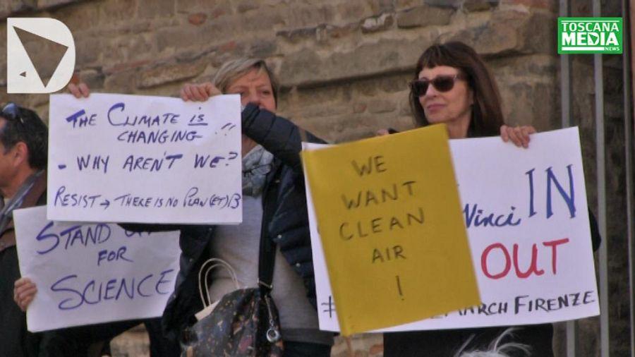 In marcia per la scienza in tutta Italia