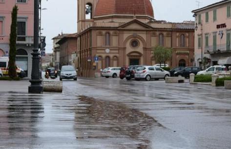 Notte di allerta meteo gialla per Firenze