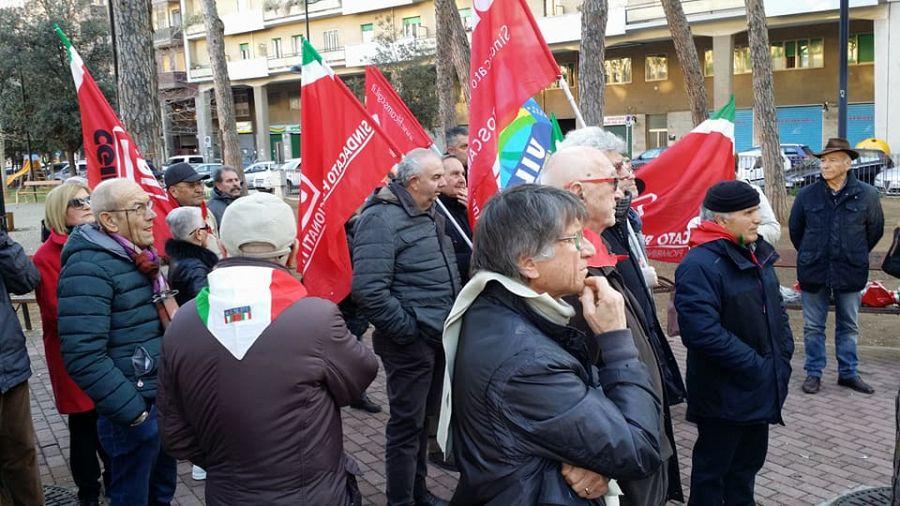 Sparatoria di Macerata: anche a Pisa un presidio antifascista