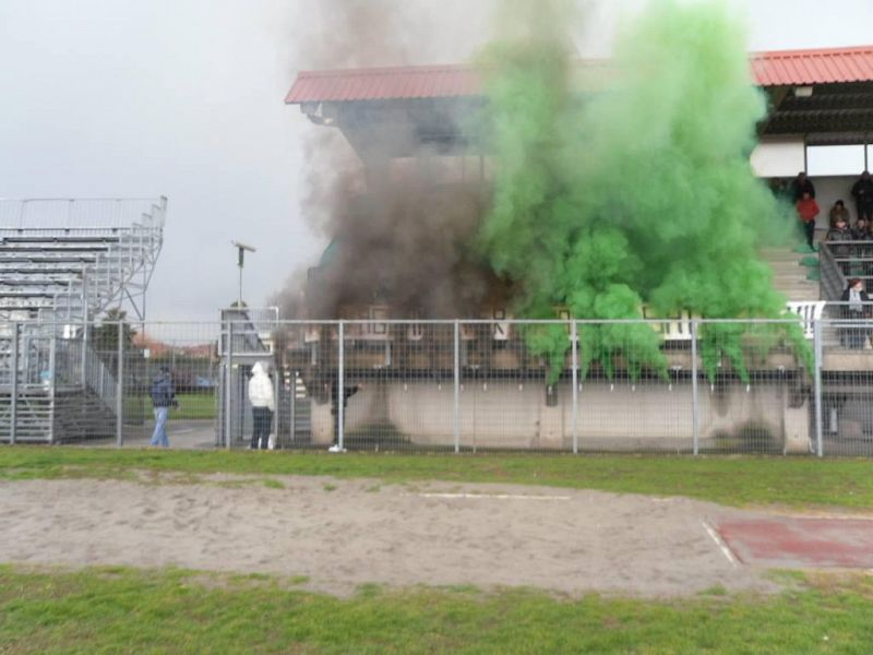 Agliana, stadio intitolato a Raciti. Ultras-choc:
