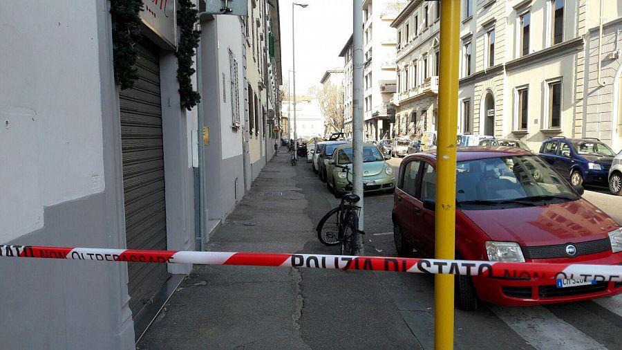 Bomba a Firenze, stabili le condizioni dell'artificiere ferito