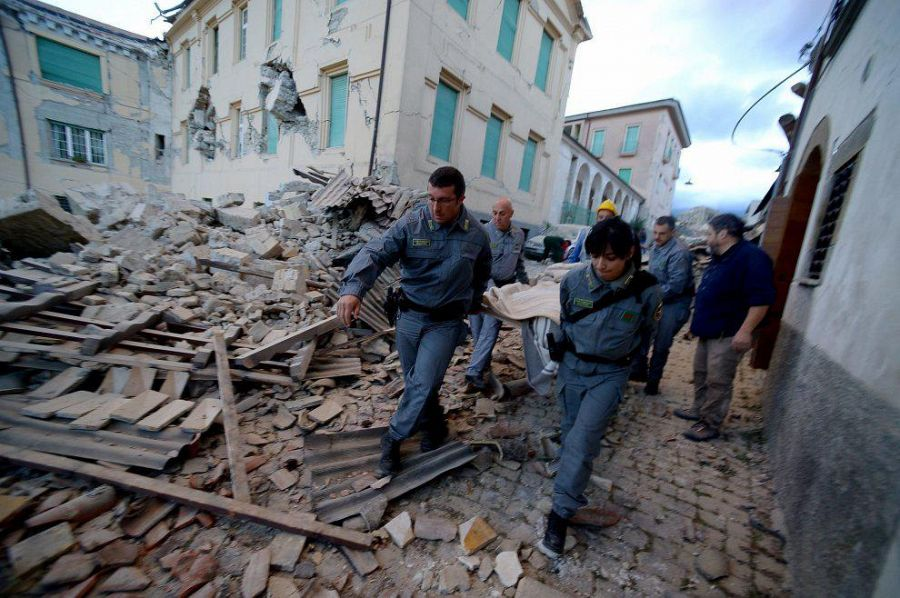 Terremoto, Curcio: ad Amatrice ora ridimensionare soccorsi