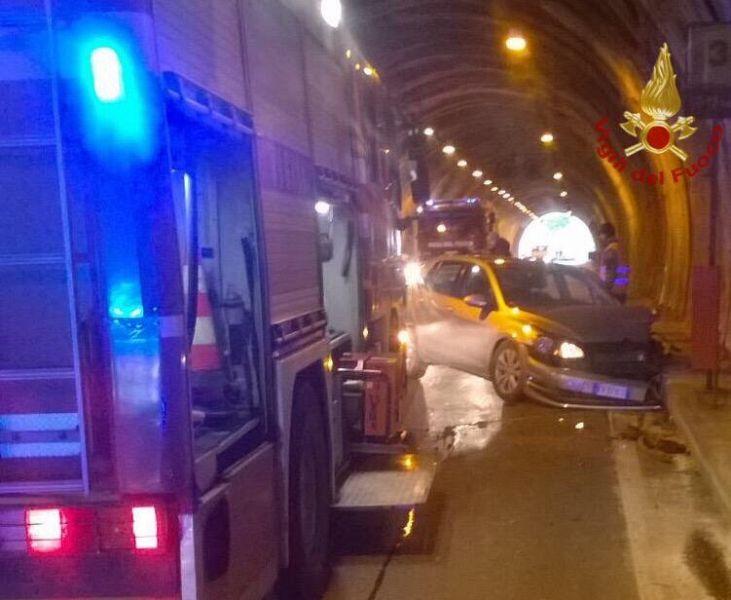 Foro di San Giuliano: un morto nello scontro auto-furgone