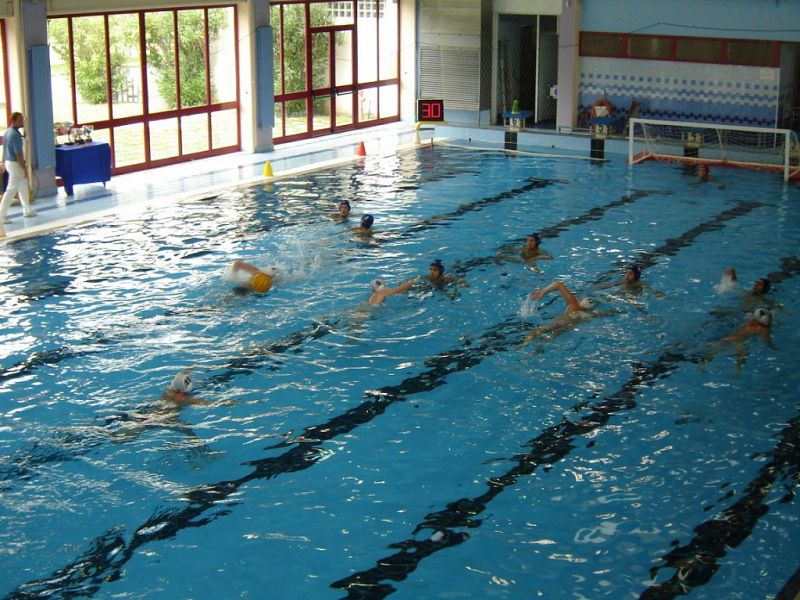 La piscina che ospita gli sportivi di viareggio - Piscina viareggio ...