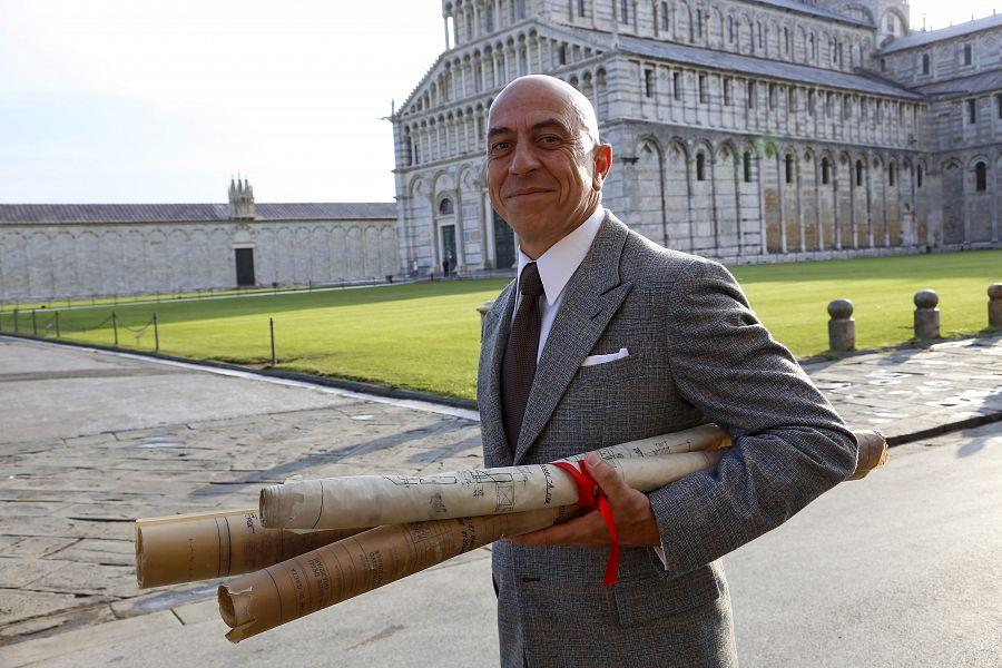 Enrico Piaggio. Un sogno italiano, cast e trama film