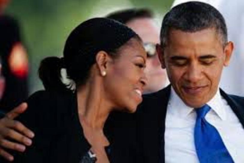 Barack e Michelle Obama a Buonconvento