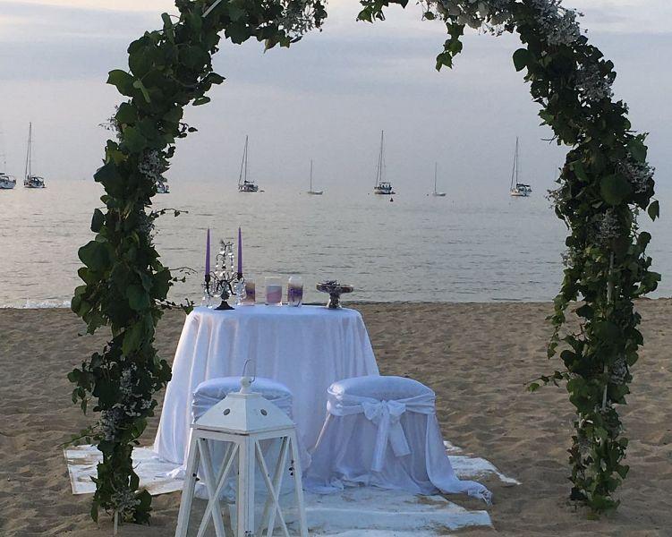 Matrimonio Civile Spiaggia Toscana : Matrimonio in spiaggia fra i turisti attualità marciana