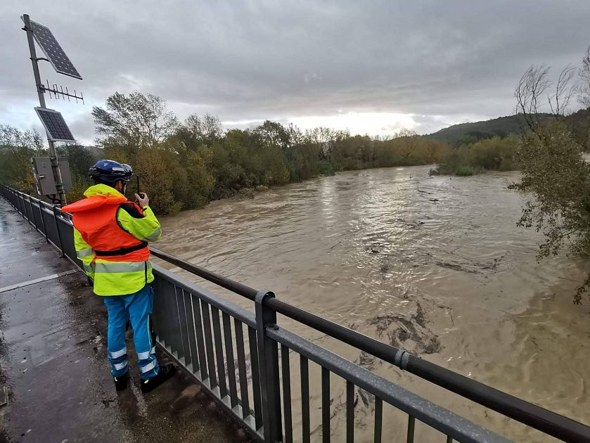 Cecina esondato, cinquecento persone evacuate - Toscana Media News