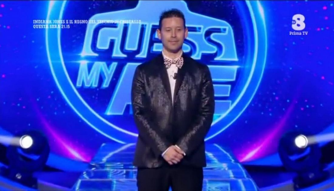 """Magico Matteo a """"Guess my age"""" 