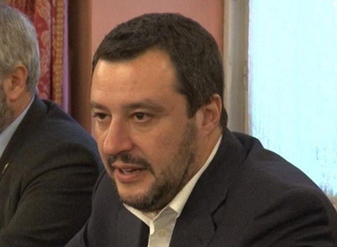 Matteo Salvini, comizio nel centro di Pisa | Elezioni 2020 ...