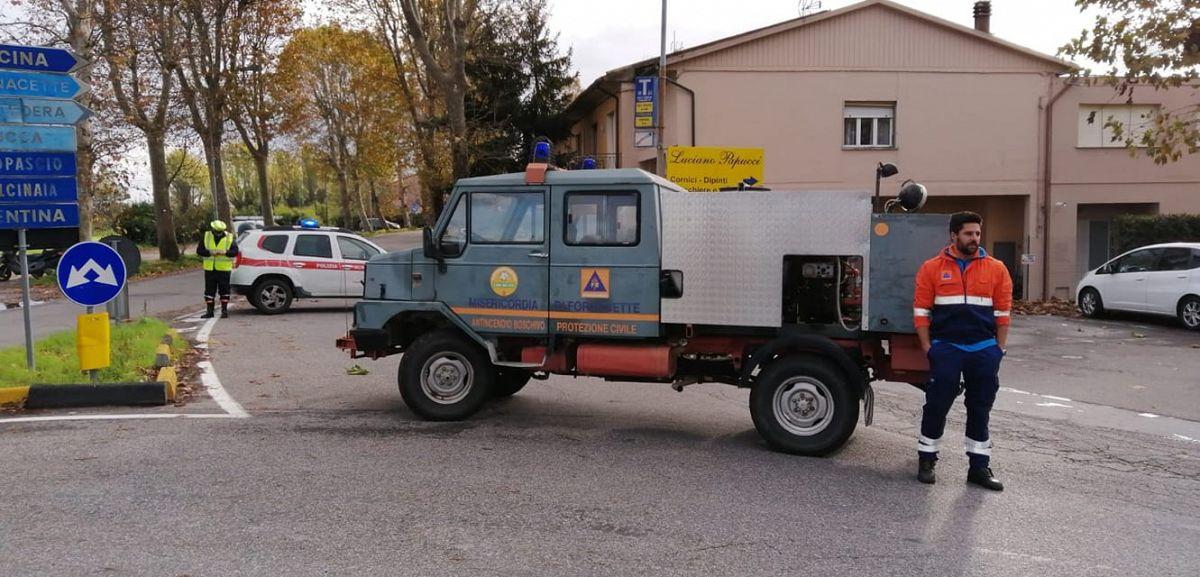 Piena Arno, ponti chiusi a Calcinaia e Fornacette - Toscana Media News