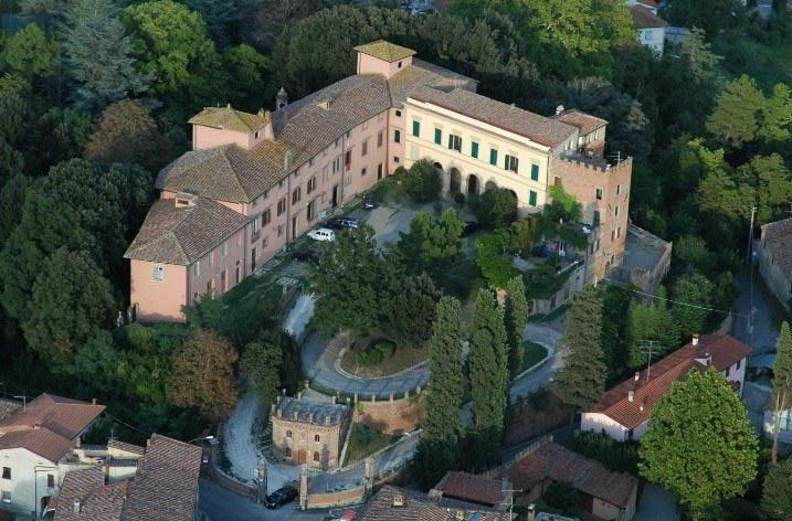 Metti una domenica a Villa Baciocchi