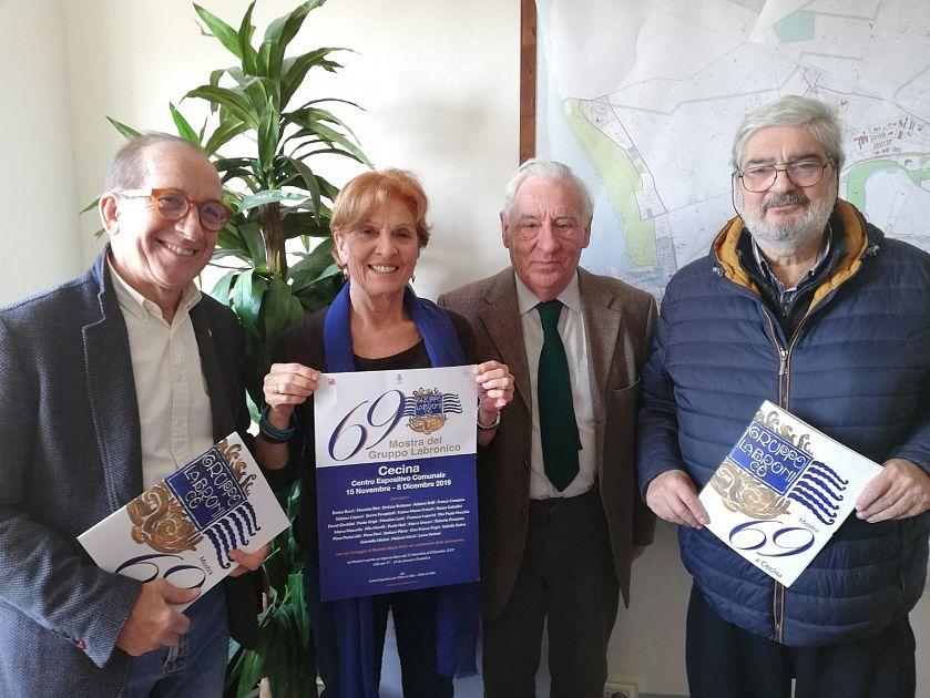 Il Gruppo Labronico espone a Cecina - Qui News Cecina