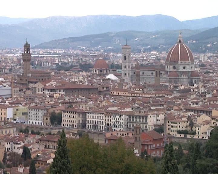 Chiusura Dello Spazio Aereo Su Firenze Per Il G7