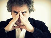 Il compositore Roberto Cacciapaglia