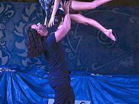 Nina Gattoni e Nicola Ostrogovich
