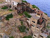 Miniere di Capoliveri riprese dal drone