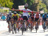Vittoria in volata (Bettini Photo)