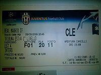 Juventus Real 2005 fece segnare il record di incassi al Delle Alpi, quasi 3,5 milioni di euro