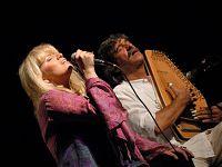 Guaitamacchi e la soul singer Brunella Boschetti in concerto