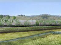 Il progetto architettonico e paesaggistico