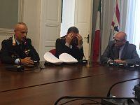 Campani, Stefanelli ed il sindaco Millozzi