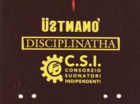 La locandina del concerto del 1992