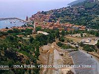 Miniere e panorama di Rio Marina