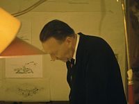 L'ingegnere Riccardo Morandi
