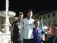 Boscarini premiato a Prato