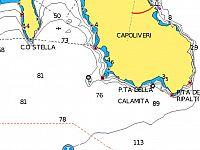 La localizzazione dell'ecoballa