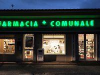 La farmacia Sogefarm a San Sisto