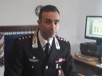 Il capitano Antimo Ventrone (foto di repertorio)