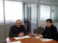 Massimo Tognotti e Giancarlo Gentili