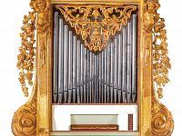 L'organo restaurato
