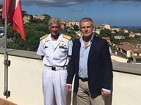 Giuseppe Tarzia ed Andrea Gelsi