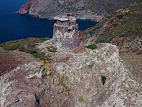 Isola di Capraia, foto dal video di Ennio Boga