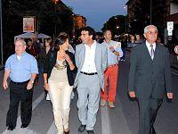 Renzo Bartoli alla Notte Bianca 2007