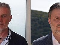 Andrea Gelsi e Walter Montagna