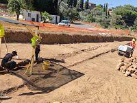 La campagna di scavi archeologici all'anfiteatro romano