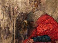 Ritratto in Rosso - Variazioni su Pontormo, 2019