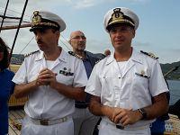 Di Penta, Costantino e il tenente di vascello