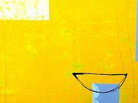 Luce, , tecnica mista su tela,cm .110 x 110, 2015