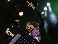 """Alice in concerto al XXI """"Tributo ad Augusto"""""""