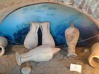 Anfore Museo archeologico Portoferraio