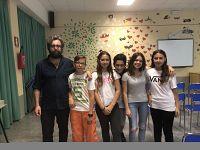 Gli alunni del progetto