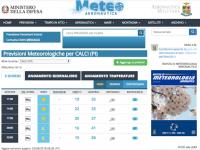 Le previsioni meteo Aeronautica